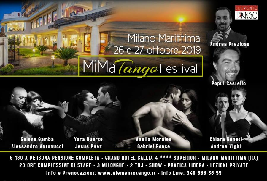 MiMa Tango Festival