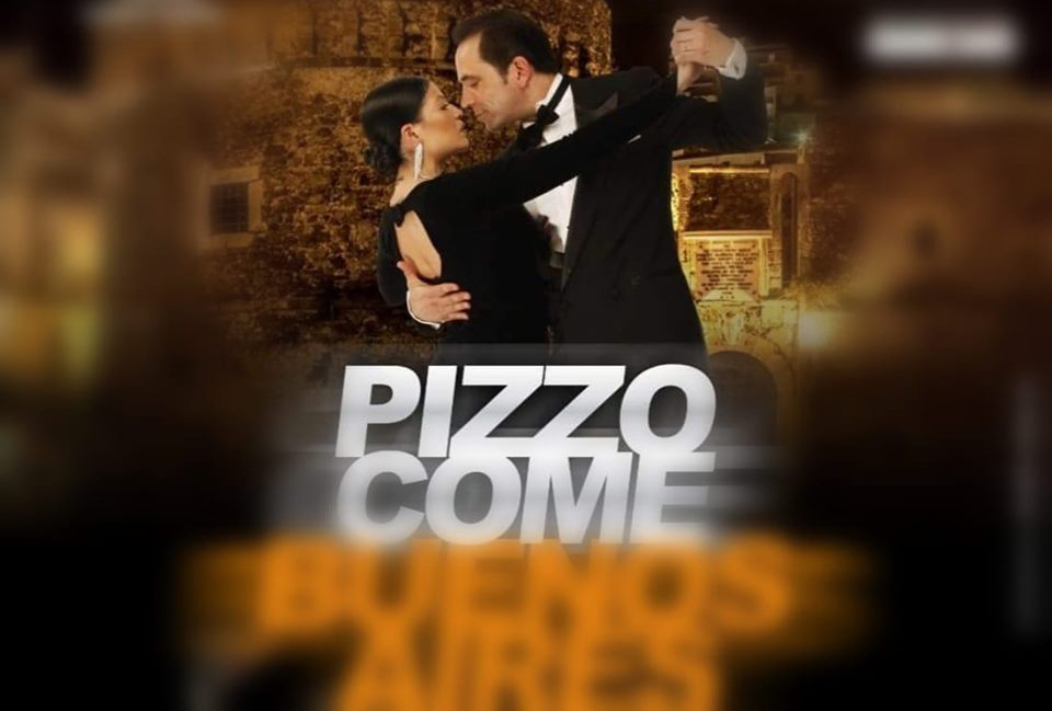 Pizzo come Buenos Aires