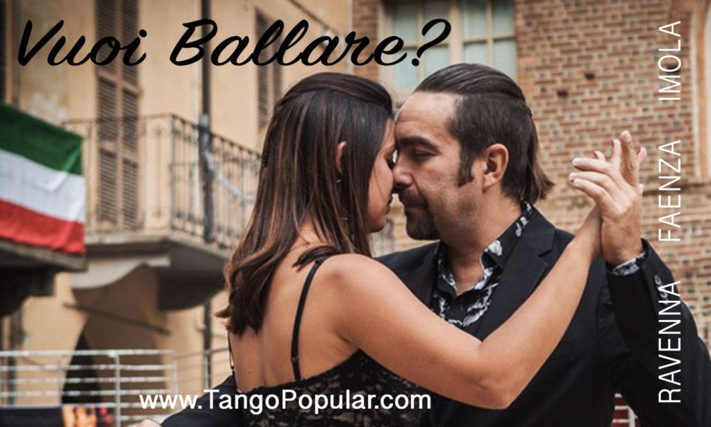 Tango Argentino - Corsi a Ravenna
