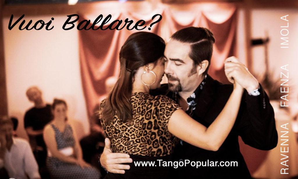 Tango Argentino - Corsi a Imola