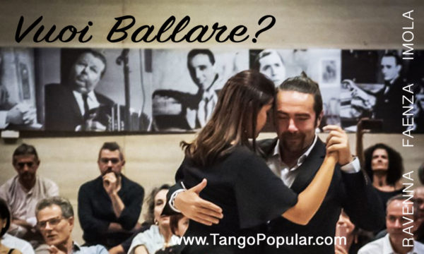 Tango Argentino - Corsi a Faenza