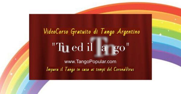 Tu ed il Tango - Video Corso di Tango Argentino