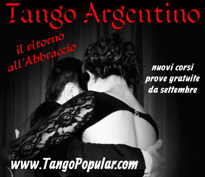Tango Argentino Corsi